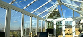 Roof cleaning and conservatory cleaning in Eastbourne and Polegate